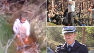 Missing Toddler Anthony 'AJ' Elfalak Found And Reunited With Family After 3-Day Search in Hunter Region by New South Wales Police Helicopter (Watch Video)
