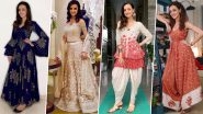 Sanaya Irani Birthday: Some Ethnic Pieces From Her Wardrobe That We Can't Stop Obsessing Over (View Pics)