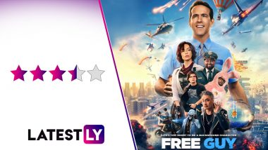 Free Guy Movie Review: Ryan Reynolds' New Film Packs a Hilarious, Wholesome Punch With a Unique Spin to Videogame Movies! (LatestLY Exclusive)