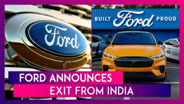 Ford Announces Exit From India, Which Are The Other Car Makers Who Bid Farewell