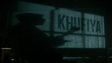Khufiya at TUDUM 2021: Vishal Bhardwaj's Spy Thriller Based on True Events Starring Ali Fazal, Tabu Is Captivating (Watch Video)
