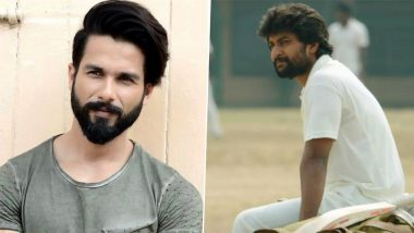 Jersey: Shahid Kapoor Reveals How Nani's Performance Made Him Cry and Inspired Him to Do the Film's Hindi Remake