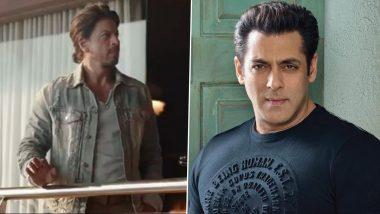 Shah Rukh Khan Thanks Salman Khan the Karan Arjun Way as He Welcomes SRK With New Ad