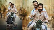 RRR: Jr NTR, Ram Charan's Film To Release During Sankranti/Pongal 2022 - Reports