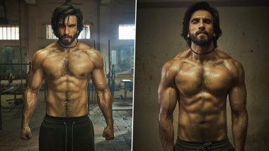 Ranveer Singh Is Setting the Temperature High With His New Shirtless Photos