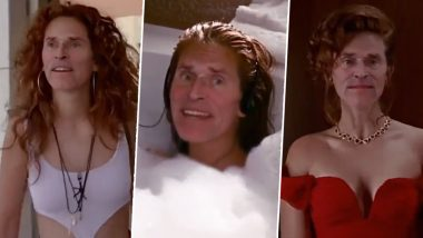 Pretty Woman Deep Fake Replacing Julia Roberts With Willem Dafoe Is Both Funny and Creepy (Watch Video)