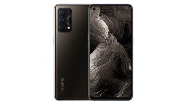 Realme GT Master Edition Cosmos Black Colour Variant To Go on Sale Tomorrow