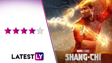 Shang-Chi and the Legend of the Ten Rings Movie Review: Simu Liu's Marvel Superhero Film is A Grand Spectacle Bolstered by a Diverse Cast and Excellent Stunt-Work (LatestLY Exclusive)