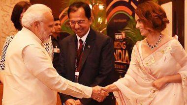 Kangana Ranaut Pens Special Birthday Note for PM Narendra Modi