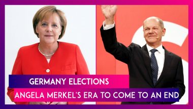 Germany Elections: Angela Merkel's Era To Come To An End, 2 Main Parties Need Coalition To Form Govt