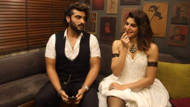 Jacqueline Fernandez Opens Up About Social Media Criticism During a Chat Session With Arjun Kapoor, Says 'I Kind of Take It in a Positive Way' (Watch Video)