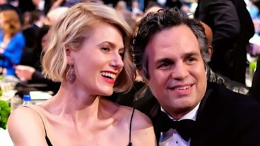 Mark Ruffalo Wishes Wife Sunrise Coigney With a Sweet Note on Her 49th Birthday, Says 'It's Been an Honor To Know You' (View Post)