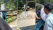 Madhya Pradesh CM Shivraj Singh Chouhan Urges People to Share Problems With Family, Friends After Video of Jobless Woman Trying To End Life On Railway Tracks Goes Viral