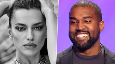 Irina Shayk Reacts to Rumours About Dating Kanye West
