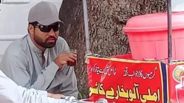 Rohit Sharma Lookalike Spotted in Pakistan, Twitter User Shares Picture, Writes, 'Who Said Pakistan Is Not Safe for Visiting International Cricketers?' (Check Post)