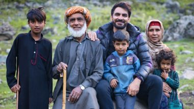 Manav Kaul Feels Fortunate to Spend a Day With Gujjars in Kashmir (View Post)
