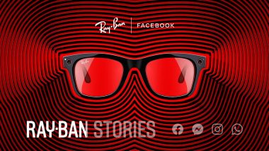 Facebook Launches 'Ray-Ban Stories' Smart Glasses That Can Capture Photos, Check Prices Here
