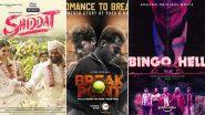 OTT Releases of The Week: Mohit Raina's Shiddat on Disney+ Hotstar, Mahesh Bhupathi & Leander Paes' Break Point on ZEE5, Adriana Barraza's Bingo Hell on Amazon Prime Video and More