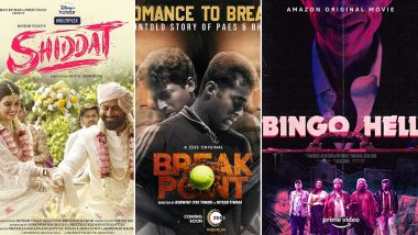 Shiddat, Break Point and More; Here Are the OTT Releases of This Week!