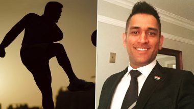 IPL 2021 Diaries: MS Dhoni Exhibits Splendid Football Skills, CSK Shares Picture (Check Post)