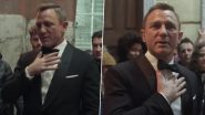 Daniel Craig's Farewell Speech After His Last Ever James Bond Film No Time To Die Shoot Wrap Will Make You Emotional! (Watch Video)