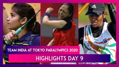 Team India at Tokyo Paralympics 2020, Highlights and Results of September 02