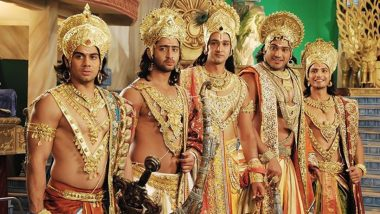 Mahabharat Clocks 8 Years: Shaheer Sheikh Shares Throwback Pictures From the Show, Says 'An Unforgettable Journey With Some of the Most Memorable People'