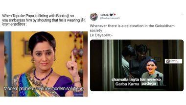Disha Vakani Birthday: These Five Dayaben Memes From Taarak Mehta Ooltah Chashma Are Simply Hilarious