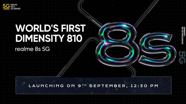 Realmy 8S5G