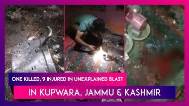 Kupwara: One Killed, 9 Injured In Unexplained Blast In Residential House In Handwara's Taratpora In Jammu & Kashmir