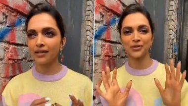 Deepika Padukone Opens Up About Her Good Old Days, Favourite Song and Movie on Recent Instagram Challenge (Watch Videos)
