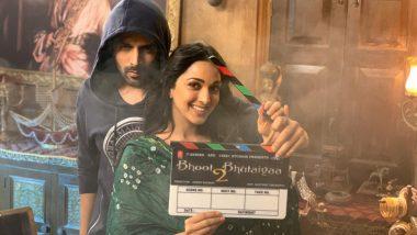 Bhool Bhulaiyaa 2: Kartik Aaryan, Kiara Advani's Film To Release on March 25, 2022!