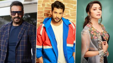 Sidharth Shukla No More: Ajay Devgn, Varun Dhawan, Madhuri Dixit Nene & Other Bollywood Celebs Mourn the Loss of the Late Actor