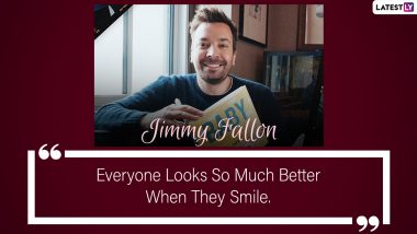 Jimmy Fallon Birthday Special: 10 Best Quotes of the Late Night Talk Show Host That You Should Check Out!
