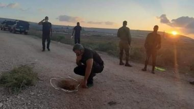 Israel Searches for 6 Palestinians After They Escape High-Security Prison Through a Tunnel
