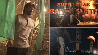 Annaatthe: Rajinikanth Makes a Powerful Entry on a Royal Enfield in the New Motion Poster