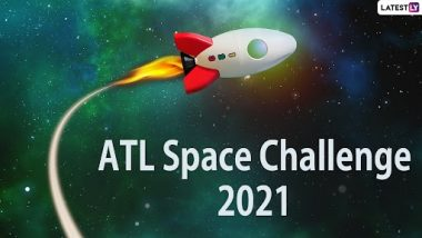 ATL Space Challenge 2021: Atal Innovation Mission Launches Space Challenge in Collaboration With ISRO and CBSE for School Students Across India