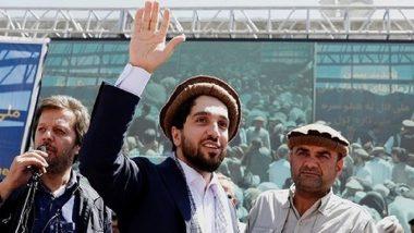 Afghanistan Resistance Leader Ahmad Massoud Asks For End To War in Panjshir Valley, Seeks Talks With Taliban