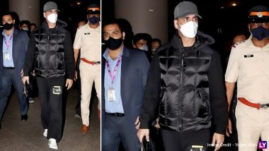 Akshay Kumar's Mother Admitted in ICU; Actor Flies Back to Mumbai From the UK - Reports
