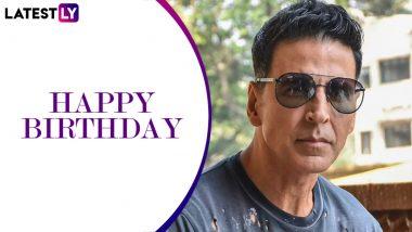Akshay Kumar Birthday: From Oh My God 2, Mission Cinderella, Ram Setu to Prithviraj, Every Upcoming Movie of the Bollywood Superstar