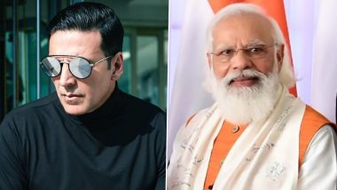 Akshay Kumar Is Grateful to PM Narendra Modi for Penning an Emotional Letter After His Mother Passed Away