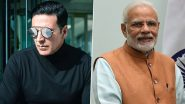 On Narendra Modi's 71st Birthday, Akshay Kumar Lauds the PM's Encouraging Words; Wishes for His Health and Happiness!