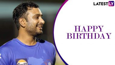 Happy Birthday Ambati Rayudu: CSK and BCCI Offer Special Wishes to the Star Player Who Turns 36 Today