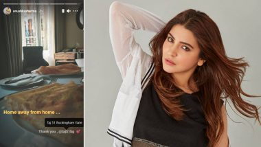 Anushka Sharma Gorges on Dosas While in London, Proves She's Desi at Heart (View Pic)