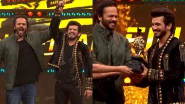 Khatron Ke Khiladi Season 11 Winner Is Arjun Bijlani; TV Actor Beats Divyanka Tripathi in KKK 11 Grand Finale To Lift the Trophy