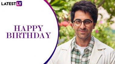Happy Birthday Ayushmann Khurrana! Let's Take a Look at Every Upcoming Film of the Doctor G Actor