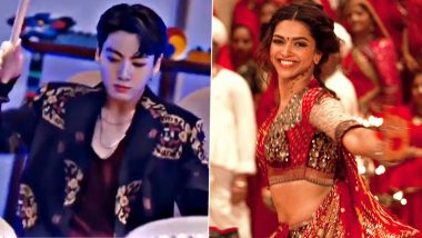 This Fan Edit Featuring Deepika Padukone and BTS' Jungkook Is Insane (Watch Video)