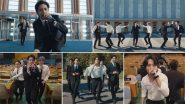 BTS Performs Permission To Dance at the United Nations; K-Pop Boys Look Dapper in Suits (Watch Video)