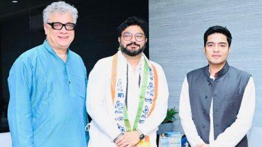 Babul Supriyo, Former Union Minister And Ex-BJP Leader, Formally Joins Trinamool Congress