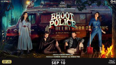 Bhoot Police: Saif Ali Khan, Arjun Kapoor, Jacqueline Fernandez, Yami Gautam's Film Gets Preponed; To Arrive on Disney+ Hotstar on September 10!